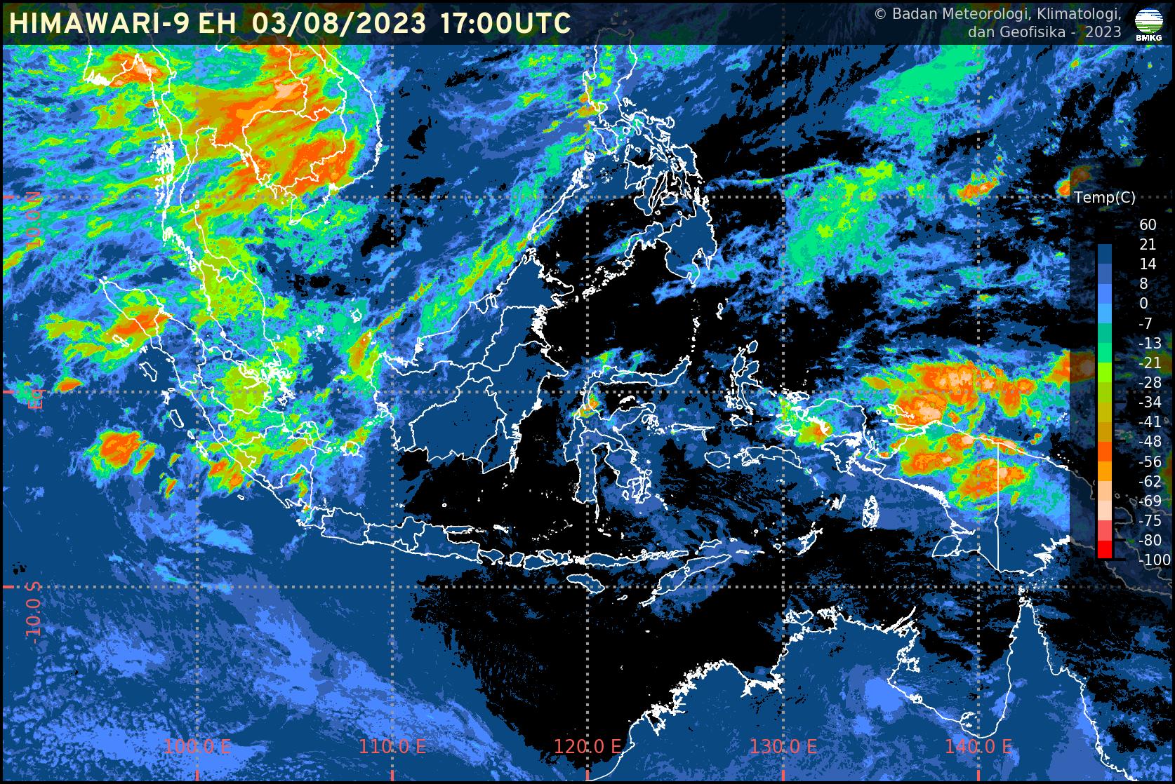 Prakiraan Cuaca Jakarta Timur Provinsi Dki Jakarta Bmkg